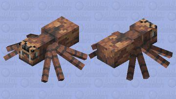 Megarachne servinei - The Great Spider Minecraft Mob Skin