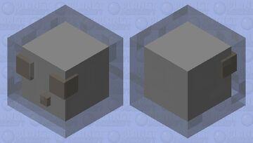 stone clan: the petrified slime Minecraft Mob Skin