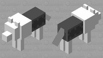 dinosaur tank Minecraft Mob Skin