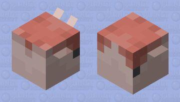 Squid (medium) Minecraft Mob Skin
