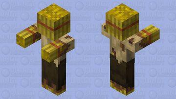 Target Dummy Minecraft Mob Skin