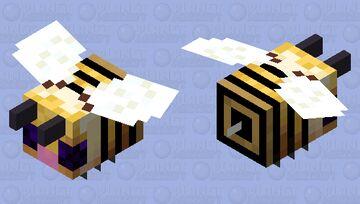 Spelunky-bee like bee Minecraft Mob Skin