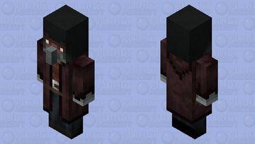 Blood Mage(Rework) Minecraft Mob Skin