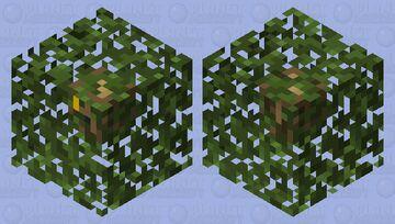 leaf mimic Minecraft Mob Skin