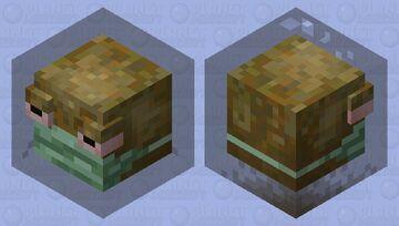 Covid slime (suggestion skin) Minecraft Mob Skin