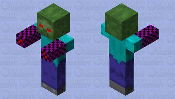 paolocrack1254 hidden phase Minecraft Mob Skin