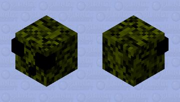 Realistic sime Minecraft Mob Skin