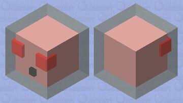 Baby Ghast Slime (MCD) Minecraft Mob Skin