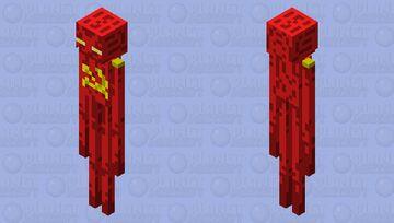 OUR enderman Minecraft Mob Skin