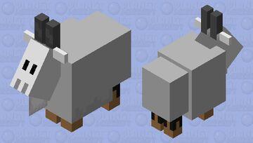 Goat Minecraft Mob Skin