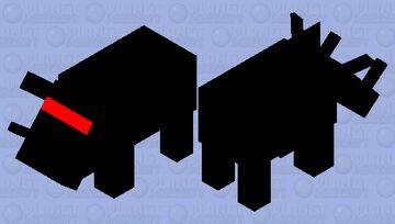 project hog Minecraft Mob Skin