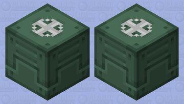 shulker safe Minecraft Mob Skin