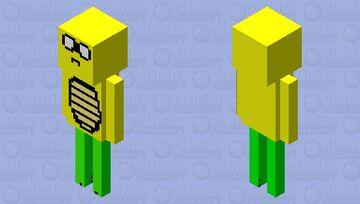 Lakitu (no cloud) Minecraft Mob Skin