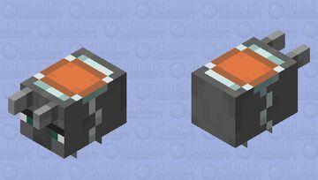 Ravager Bee Minecraft Mob Skin
