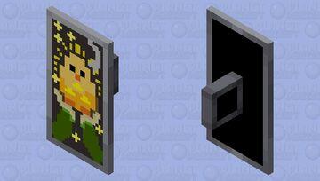 peeper+loz{legend of zelda} sheild Minecraft Mob Skin