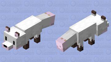 Candy fox Minecraft Mob Skin