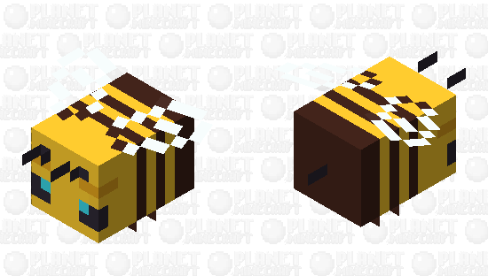 Buzzy Bees (Version 7 - Official) Minecraft Skin