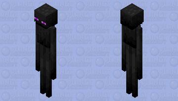 Enderman retexture Minecraft Mob Skin