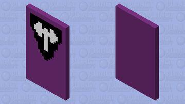 Lesbian Labrys pride Minecraft Mob Skin