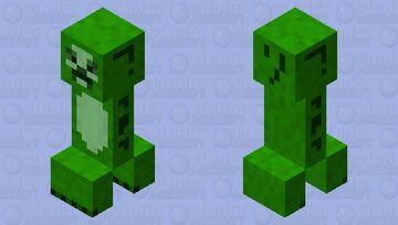 Creeper (headcanon) Minecraft Mob Skin