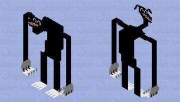 Cartoon dog - Trevor Henderson Minecraft Mob Skin