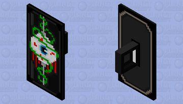 Eyeball Shield Minecraft Mob Skin