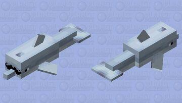 Homie Dolphin Minecraft Mob Skin