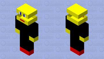 Splaat The Klasky Csupo Robot Piglin (Released From September 30, 1982) Minecraft Mob Skin
