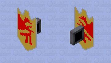 Medieval shield Minecraft Mob Skin
