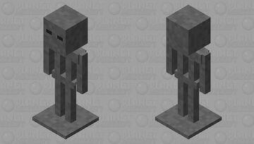 Stone Statues Minecraft Mob Skin