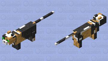 My dream cat Minecraft Mob Skin