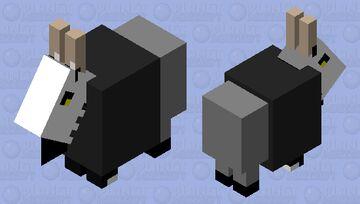 Tabi Fnf Minecraft Mob Skin