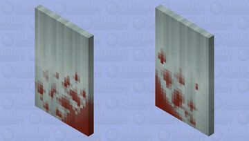 Blood Stained Conscience Minecraft Mob Skin
