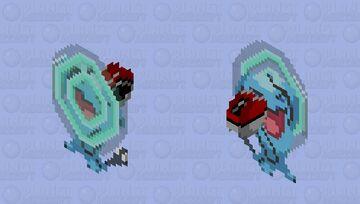 Wobbuffet I choose you!!,  Wobbuffet use protect!! Minecraft Mob Skin