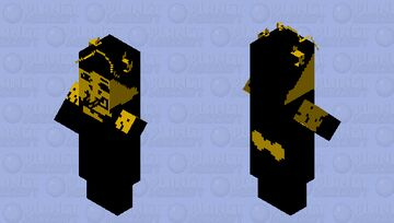 Twisted Alice Angil BENDY AND THE INK MACHINE Minecraft Mob Skin