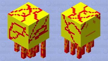 Warm Ghast Minecraft Mob Skin