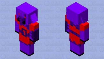 Void Piglin Brute Minecraft Mob Skin