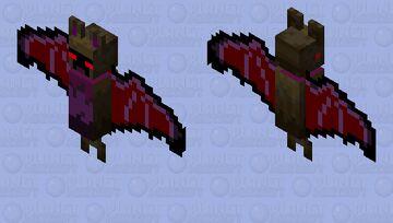 The Death Groan's Nightmare Minecraft Mob Skin