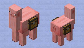 Plama Minecraft Mob Skin
