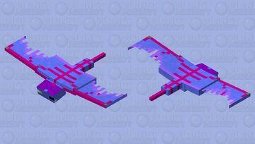 cute phantom Minecraft Mob Skin