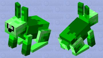 Plushtrap Minecraft Mob Skin