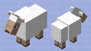 Better Sheep Minecraft Mob Skin
