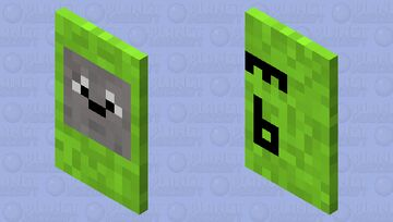 Wolf cape UPDATE Minecraft Mob Skin