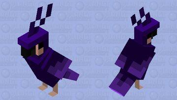 ender parrot Minecraft Mob Skin
