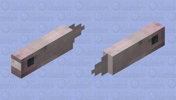 Lapry Fish 0.3   Ikan Lapri Minecraft Mob Skin