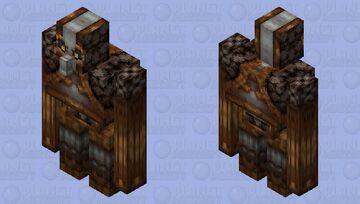 Beta Steam Golem | 2x HD Minecraft Mob Skin