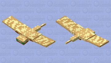 Totem of the Night Skies Minecraft Mob Skin