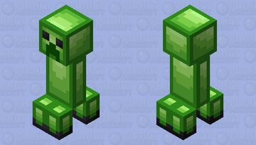 Idol of Ignition Minecraft Mob Skin