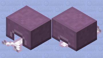 Chorus snail Minecraft Mob Skin