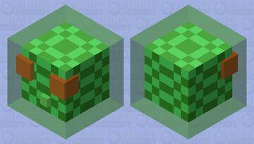 Jungle Slime Minecraft Mob Skin
